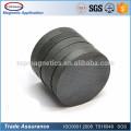 Ferrite Magnet Disco usado para campo industrial Ímã cerâmico