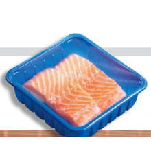 2015 New Design Water/Moisture Absorb Seafoods and Frozen Food Industry Packaging Supermarket Display Plastic Vacuum Formed Tray