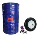 Résine PU polyuréthane polyol ISO pour pneu en mousse