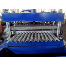 Petit pain de plate-forme de plancher de train de haute précision formant la machine