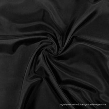 Tissu en tressé en acétate / tressage / teinture pour costume d'homme