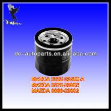 Filtro de óleo de Mazda & filtro de óleo de Ford & Chrysler Oil Filter 8173-23- 802
