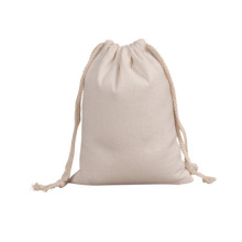 personalized colorful canvas drawstring bags print organic cotton drawstring bag with double string