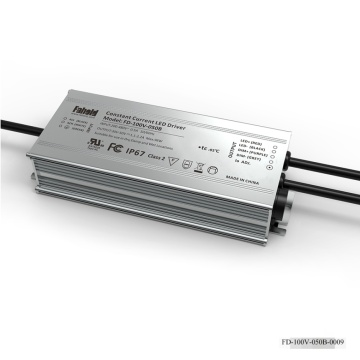 Luminaire Commercial Indurstril LED Driver 100W