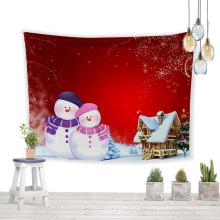 Tapisserie murale de décoration de cadeau de Noël 2020