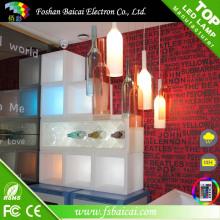 LED Wine Rack and LED Lights