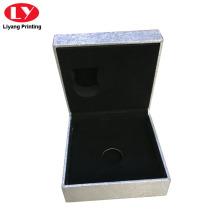 Custom Rigid Box Handmade Hinged Jewelry Gift Boxes