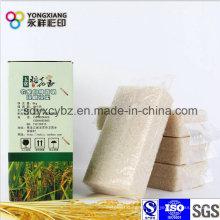 Tamaño de los granos personalizados bolsa de plástico de embalaje