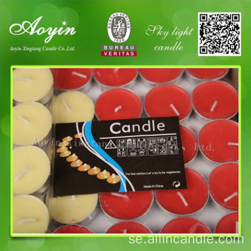 Taobao scented business tealight ljus
