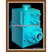 Fluid End Module for Mud Pump
