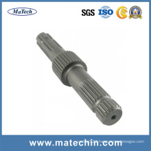 OEM High Precision Stainless Steel Crankshaft Forging