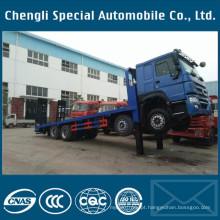 Caminhão do menino de Sino Truk 6X4 HOWO 76cabin baixo