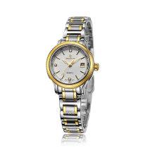 Acier inoxydable Automatic Business Men Wrist Watch