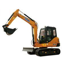 XCMG XE55D 5 ton mini Crawler Excavator