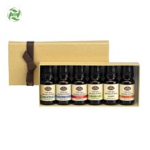 подарочные наборы эфирного масла ароматерапии 6 пакетов