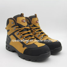 fashion Yellow Safety Male Shoes in China