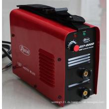 IGBT heißer Verkauf dc mma Inverter kleine bewegliche elektrische Lichtbogenschweißmaschine arc-200