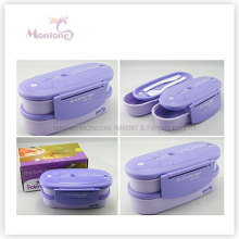 Geschirr Portable Food Grade Kunststoff Lunch Box