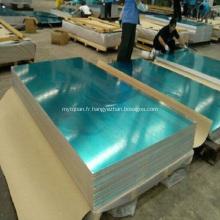 Feuille standard d'alliage d'aluminium de la norme GB 1100 bon marché