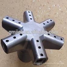 Литье из нержавеющей стали для газового покрытия