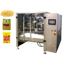 High Speed VFFS Machine With Combination Weigher