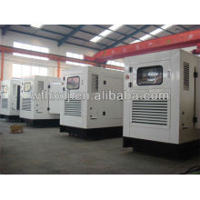CE ISO 50kva soundproof generator with LOVOL engine