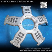 Bastidor de arena de aluminio personalizado de gran tamaño