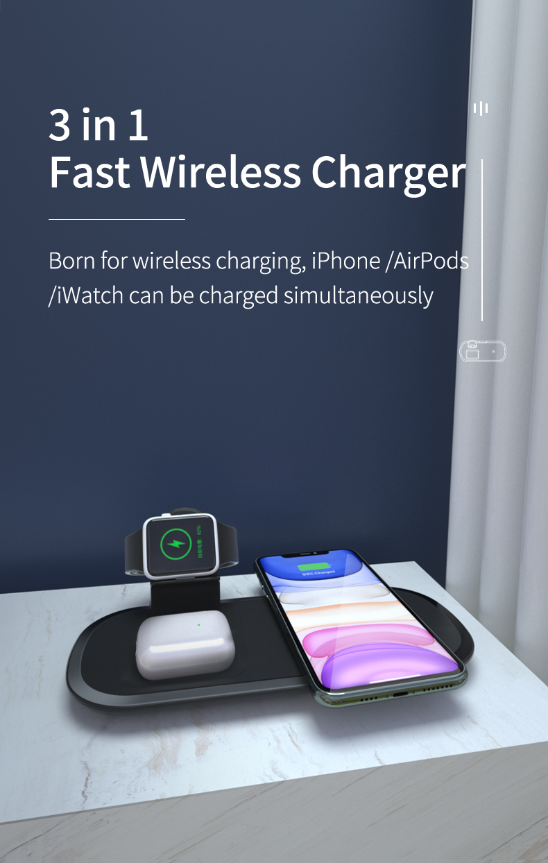 wireless charger pad car