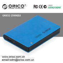 ORICO 2599ES3 2.5 '' SATA HDD Gabinete externo com função de criptografia