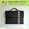 Wool Felt Bag Laptop Business Briefcase