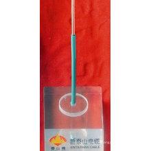 PVC-isolierter Kupferkern-Elektrodraht