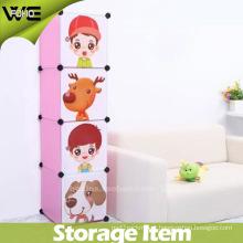 Wholesale Small Kids Toy Living Room Plastic Storage Box