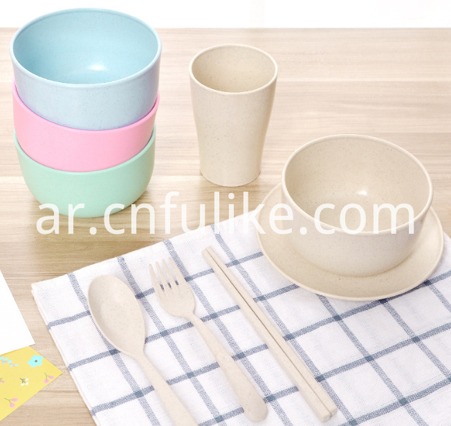 Dinnerware Set Home Decor