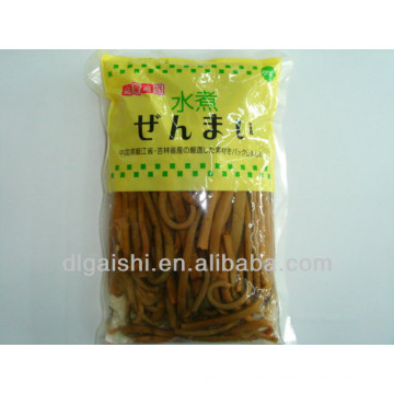 boiled osmund 1kg Japanese and korea type