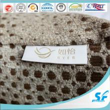 Couvercle de coussin carré en polyester de haute qualité de style européen