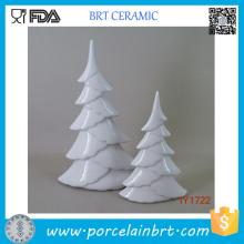 Горячая Керамический Белый Рождественская Елка Рождественские Украшения