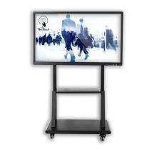 55 Zoll Smart Panel mit mobilem Ständer
