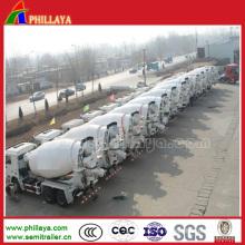 Cement Concrete Tanker Truck Tank Mixer en venta en es.dhgate.com