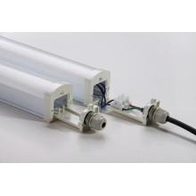 À prova d'água tubo LED T8 tubo 4 pés 140SMD 18W 1600lm