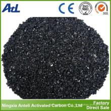 Iode 1000 carbone charbon actif charbon charbon anthracite granulaire 8x30