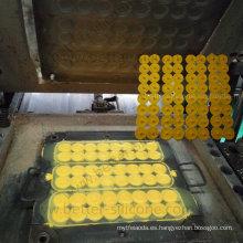 Por encargo moldeo médico del silicio de la precisión de China