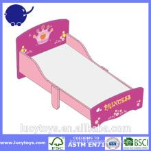 Gros meubles de chambre à coucher en bois pour enfants