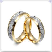 Lovers Categoría Joyas de acero inoxidable dedo anillo (SR607)