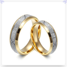 Lovers Category Stainless Steel Jewelry Finger Ring (SR607)