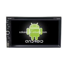 ¡Ocho nucleos! DVD del coche de Android 7.1 para Universal 5 con DVD y botones Pantalla capacitiva / GPS / Enlace espejo / DVR / TPMS / OBD2 / WIFI / 4G