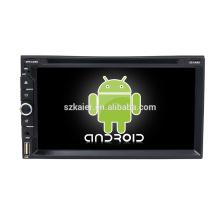Octa core! Android 7.1 dvd de voiture pour Universal 5 avec dvd et boutons écran capacitif / GPS / Mirror Link / DVR / TPMS / OBD2 / WIFI / 4G