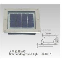 lumière solaire led brique/métro