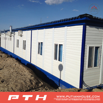 Modular Container House as Prefabricated Home Building with High Quality