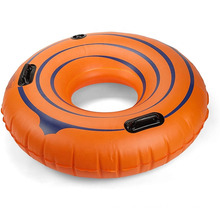 Premium PVC 48 inflatable River Tube With Handles