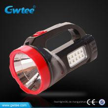 Tragbare LED-Scheinwerfer mit Seitenleuchten, Notfall-Scheinwerfer